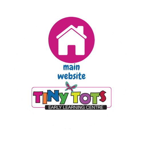 tiny tots early learning centre logo